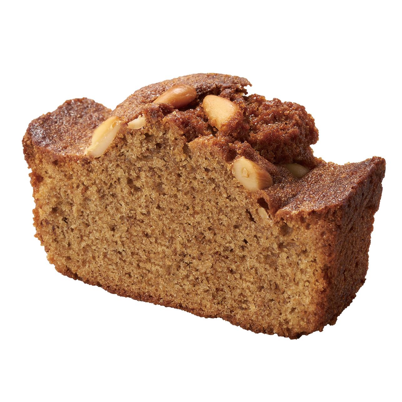モカナッツケーキ