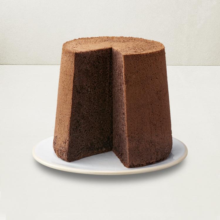 チョコレートシフォンケーキ・ミドル