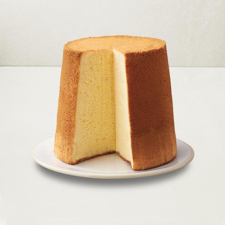 ダブルレモンシフォンケーキ・ミドル