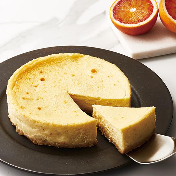 フレイバー ブラッドオレンジチーズケーキ 季節限定 春ギフト